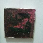Lukisan Abstrak Kuda Dihutan (22425347) di Kota Semarang