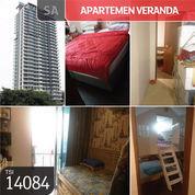 Apartemen Veranda, Jakarta Barat, 75 M, Lt 17, PPJB (22432059) di Kota Jakarta Barat