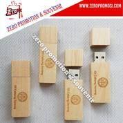 Souvenir USB Flashdisk Kayu FDWD01 Murah Bergaransi (22434611) di Kota Tangerang