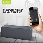 Speaker Robot RB420 Bluetooth 5.0 True Wirelees Stereo Stylish (22435123) di Kota Surakarta