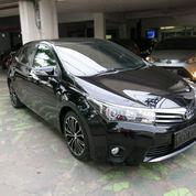 Toyota Corolla Altis V Automatic 2014