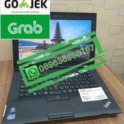 """Laptop Thinkpad L430 Core I5-3320 Gen3 Ram 4Gb Hdd 320Gb DVD Layar 14"""""""