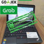 "Notebook Lenovo X131e AMD E2-1800 Ram 4Gb Hdd 320Gb Webcam Layar 11.6"""