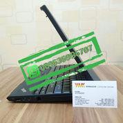 """Laptop Thinkpad X201 Core I7-M620 Ram 4Gb Hdd 250Gb Webcam Layar 12.1"""""""