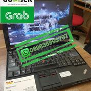 """Laptop Thinkpad X201 Core I5-M520 Ram 4Gb Hdd 250Gb Webcam Layar 12.1"""""""