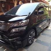 Toyota Vellfire Z Audio Less 2011 Istimewa (22437223) di Kota Semarang