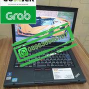 "Laptop Thinkpad T420 Core I5-2520 Gen2 Ram 4Gb Hdd 320Gb DVD Layar 14"""