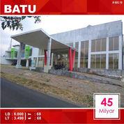 Gedung Hotel 68 Kamar Luas 3.490 Sebelah Jatim Park Batu Malang _ 606.19 (22437751) di Kota Malang