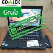 "Laptop Thinkpad T420 Core I7-2620 Gen2 Ram 4Gb Hdd 320Gb VGA Layar 14"""