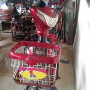 Sepeda Elektrik (22438747) di Kota Medan