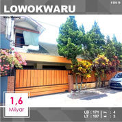 Rumah Murah Luas 197 Di Mahakam Lowokwaru Kota Malang _ 608.19 (22440463) di Kota Malang