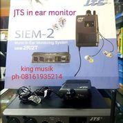 Ear Monitor Jts Siem 2 New Garansi Resmi