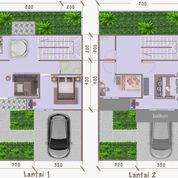 Rumah Suasana Villa Murah 2 Lt Padalarang (22444967) di Kab. Bandung Barat
