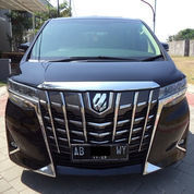 Toyota Alphard G ATPM 2018 AT