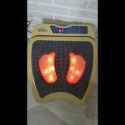 Alat Pijat Kaki Refleksi Otomatis (Foot Massager) Merk Hinano Preloved (22448303) di Kota Bekasi