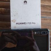 Huawei P20 Pro Fullset No Minus