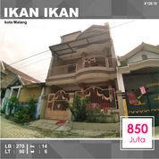 Rumah Kost 14 Kamar Di Ikan Gurami Sukarno Hatta Kota Malang _ 128.19 (22456951) di Kota Malang