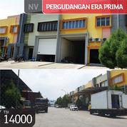 Pergudangan Era Prima, Tangerang, 9x21,5m, 2 Lt, SHM (22461567) di Kota Tangerang