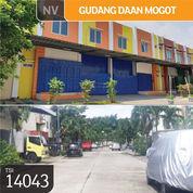 Gudang Daan Mogot, Tangerang, 18x30m, 2 Lt, SHM (22461747) di Kota Tangerang