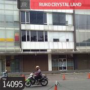 Ruko Crystal Land, Alam Sutera, Tangerang, 5x16m, 3 Lt, PPJB (22461955) di Kota Tangerang