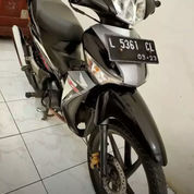 Supra X 125 Thn 2013 Terawat Siap Pake Plat L Sby