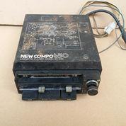 Fujitsu Ten Limited SP-650 Tape Mobil Cassette Player