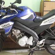VIXION 2014 Putih Biru Good Condition (22471055) di Kota Tangerang