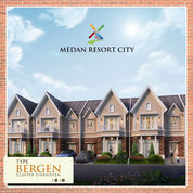 Perumahan Merci Tipe Bergen 8x16 (22481699) di Kota Medan