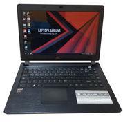 Laptop Acer AMD A10 Ram 4gb Hdd 500gb Noken Dan Bergaransi