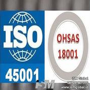 ISO 18001 Standard Manual (22483583) di Kota Jakarta Selatan