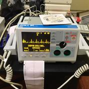 Defibrillator Monitor Biphasic Zoll MSeries USED