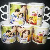 Mug Gagang double love / mug gagang dua hati (2248982) di Kota Tangerang
