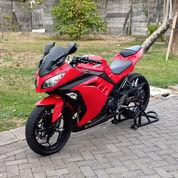 Kawasaki Ninja 2017 Warna Original 98% Mulus (22491631) di Kota Surabaya