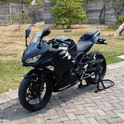 Kawasaki Ninja 2018 Kondisi Mulus 95%
