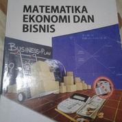 Buku Matematika Ekonomi Dan Bisnis