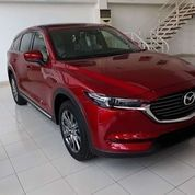 All New Mazda CX-8 2.5 Skyactive With Captain Seat