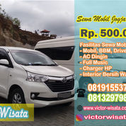 Sewa Mobil Jogja - Include Driver 100 Ribu (22507751) di Kota Yogyakarta