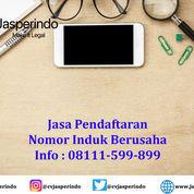 NIB INDONESIA ONLINE MURAH (22513579) di Kota Tangerang Selatan