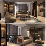 Glamorous Apartment At Anderson Pakuwon Mall Tyoe Studio Fully Furnished (22515319) di Kota Surabaya