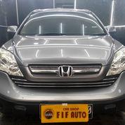 Honda CR-V 2.0 AT 2008 Silver