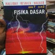 BUKU - FISIKA DASAR EDISI 7 JILID 2 By HALLIDAY (22524415) di Kota Bekasi