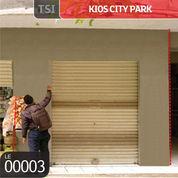 Kios City Park, Tower CA, Jakarta Barat, 13,965 M, SHM (22527103) di Kota Jakarta Barat