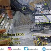 IUPOPK MINERBA ESDM JASA PERIJINAN (22534423) di Kota Tangerang Selatan