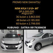 Daihatsu Ayla 1.0 D+ Mt (22541543) di Kota Tangerang Selatan