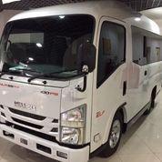 Isuzu Elf Microbus 16 Kursi New Armada Tahun 2018 ( Unit Baru )