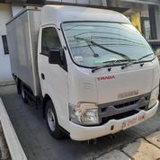 Isuzu Traga Box Aluminium ( Mobil Baru )