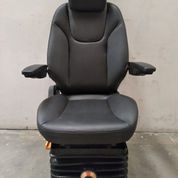 Driver Seat And Suspension
