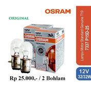 Osram Bohlam Lampu Depan Motor Per 2pcs Original 32/32 Watt 12 Volt (22554691) di Kota Jakarta Barat