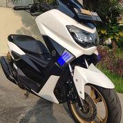 Yamaha Nmax 155 Non Abs 2017 Full Modif,Low Km,Pajak Hidup,Mulus (22561787) di Kota Jakarta Barat