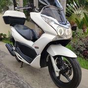 Honda Pcx 150Fi CBU 2012 Full Modif Mewah,Pajak Hidup,Low Km,Mulus (22561851) di Kota Jakarta Barat